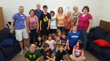 Special Needs Kids Krossing VBS
